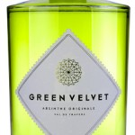 green velvet absinthe, presented at drinkultour