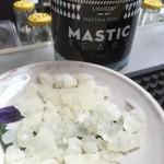 Mastica liqueur called Mastic Tears.